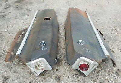 1963 63 Chevy Chevrolet Impala Rear Quarter Panels SHIPPING INCLUDED