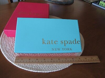 Lot of 5 - 2 gift boxes and 3 cloth bags Kate Spade Lily Pulitzer Ann Taylor