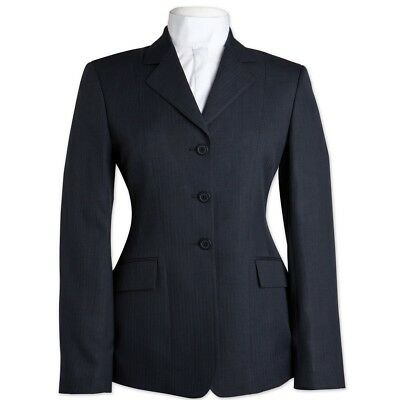 (10 Long, Navy) - R.J. Classics Ladies Devon Show Coat. RJ Classics. Brand New
