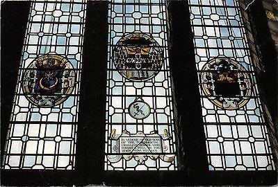 Stained Glass, In Memory of Old Boys of the Portsmouth Grammar