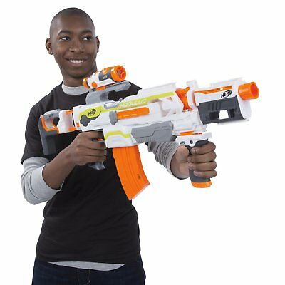 Nerf N-Strike Fire Zombie Kids Fun Game Dart Gun Toy Gift Boys Play Blaster
