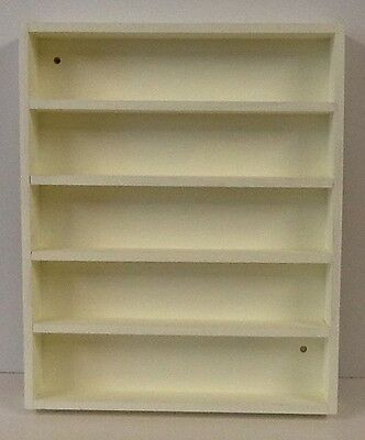 Wall Mounted Collector Case Display Unit - Show Your Collection - Free Shipping