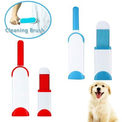 Pet Hair Lint Remover Magic Cloth Fur Cleaning Reusable Grooming Fluff Brushes