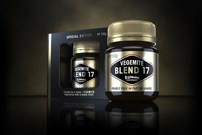 Free postage Vegemite Blend 17 - Limited Edition 150g - Special Edition Box