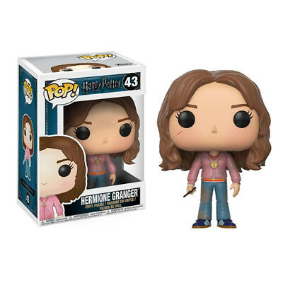 POP! Movies #43 - Harry Potter - Hermione with Time Turner Vinyl Figure Funko