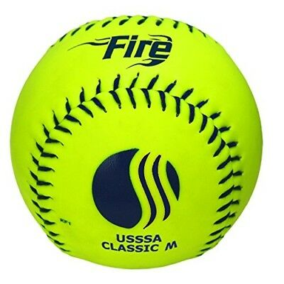 Baden USSSA Classic M .40 COR/Max 325 Synthetic Cover Slowpitch Softball