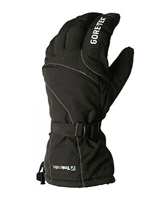(Large, Black) - Relags Trekmates Protek GTX Ladies 'Gloves, Womens, Trekmates