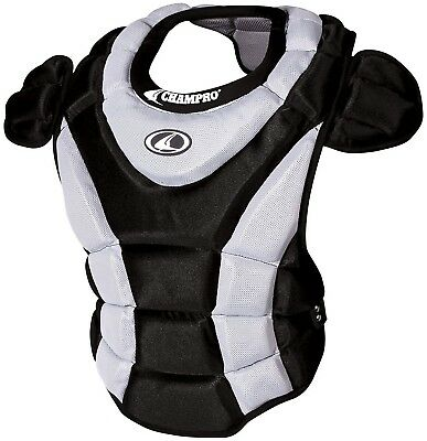 (Black) - Champro Women's Chest Protector. Delivery is Free