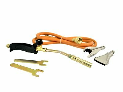 Heating Torch Set Propane Gas Blow Plumber Roofing Soldering Set