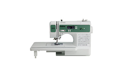 Sewing Machine Computerized Electric Brother 140 Stitch Factory Refurbished LCD
