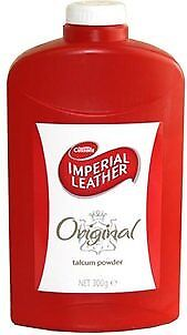 Imperial Leather Talcum Powder Original 300g NEW, Free Shipping