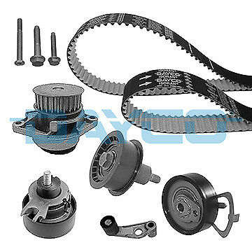 Dayco Timing Belt Water Pump Kit Ktbwp3470 For Vw Golf V 1.4 (2003-2007) Oe Part