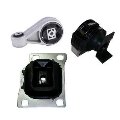 New Three Piece Engine Mount Package fits Ford w/Lifetime Warranty