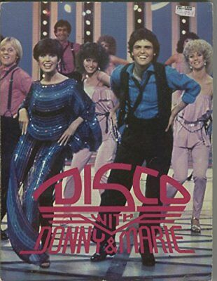 DISCO WITH DONNY AND MARIE **Mint Condition**