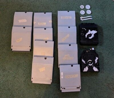 LOT: 12 Blu-Ray Drives for Sony PlayStation 3 Consoles for Repair (PS3 Fat Slim)