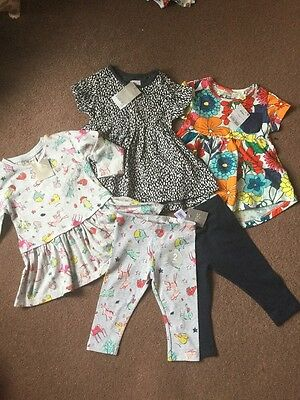 Next,F&F Baby Girl Clothes Bundle  Bnwt 6-9 Months