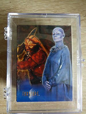 Farscape Season One (2000 Rittenhouse) - Complete Base TC Set (72 Cards)