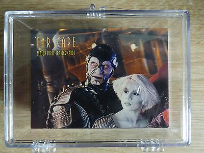 Farscape Season Three (Rittenhouse) - Complete Base TC Set (72 Cards)