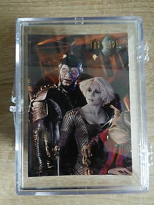 Farscape Season Two (Rittenhouse) - Complete Base TC Set (72 Cards)
