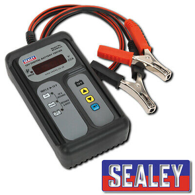 Sealey Bt2101 12V Electrical Digital Battery Tester Workshop Diagnostic Tool