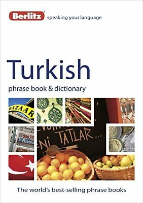 Turkish - Berlitz Phrase Book and Dictionary