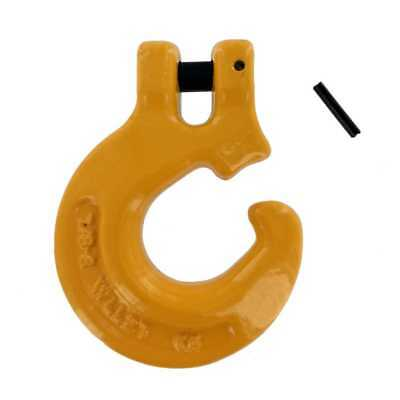 10mm Clevis Forest Hook