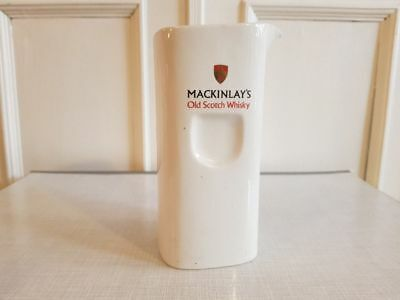 Mackinlays Keramik Krug, Whisky, Whiskey, Scotch, Wasser Pitcher, Karaffe K23