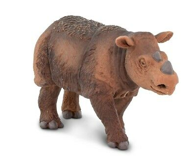 SUMATRAN RHINO 2018 Safari Ltd Wild Safari Wildlife figure NEW 100103 Rhinoceros