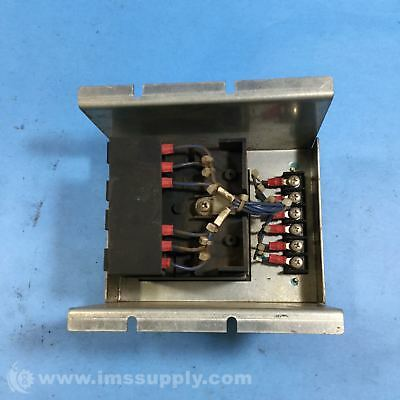 Fanuc A05B-2452-C550 Robot Battery Unit 6 Pins Usip