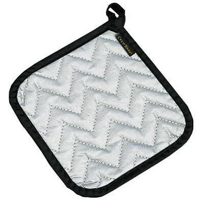 "San Jamar 802SPH 7""x7"" Pot Holder 1 Dzn Non-Stick Coating Heat Protection"