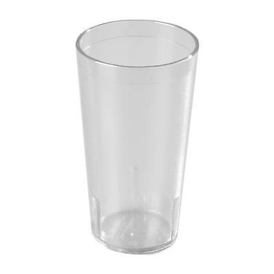 Carlisle 522007 Stackable™ 20oz Clear Tumbler - Pack of 6