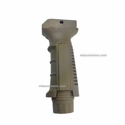 Tactical Foregrip Vertical Fore Hand Grip For Picatinny Rail