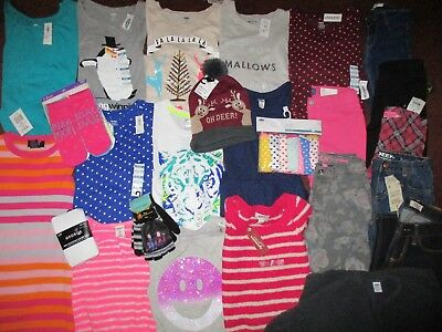 Girls Size 12 14 FALL WINTER SCHOOL Lot NAME BRAND Clothes & Outfit  Old Navy