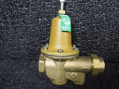WATTS Water Pressure Reducing Valve, 1 LF25AUB-GG-Z3,(MG)