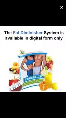 FAT DIMINISHER SYSTEM LOSE WEIGHT FAST PDF Format 5🌟 & FREE BONUS 🥇OFFICIAL