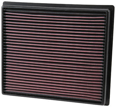 K&N 33-5017 High Flow Air Filters for Toyota Tundra 4.6 & 5.7 V8 2014-2017