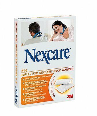 3M ricariche autoriscaldanti per colletto NEXCARE™ Neck Warmer 6 pezzi