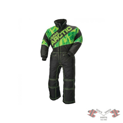 5280-50* Arctic Cat Arctic Cat Youth One-piece Team Arctic Suit - Green