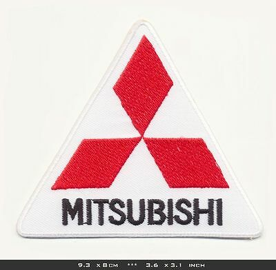 MITSUBISHI Aufnäher Patches Auto cars Lancer Evo Japan BLITZVERSAND