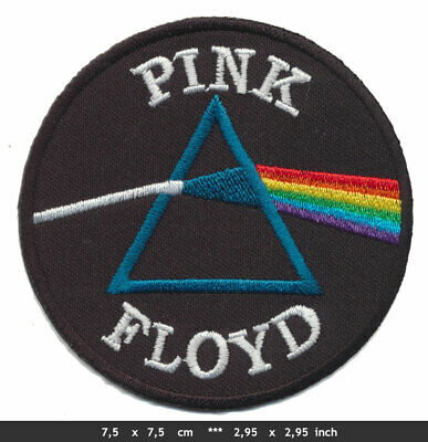 PINK FLOYD Aufnäher Band Patches Psychedelic Rock England Kult BLITZVERSAND