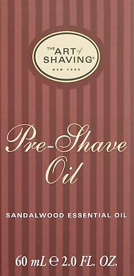 Pre-Shave Oil, The Art Of Shaving, 2 oz Sandalwood