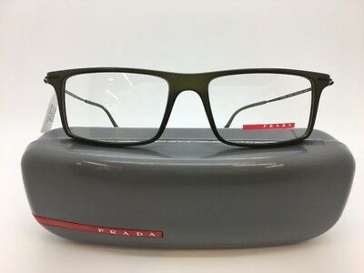 974676a200e PRADA VPS 03E Ros-1O1 Frames Eye Glasses 51-16-145 New W. Case ...