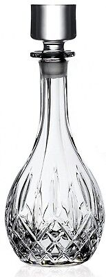 Rcr Crystal Glass Opera Decanter Tall Round Wine Whiskey Decanter