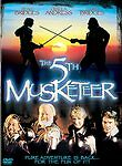 The 5th Musketeer (1979) DVD