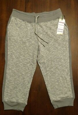 Green Tea Veluteness Cargo Pocket Capri OLIVE  Women/'s Sz S-XL NWT MSRP$68