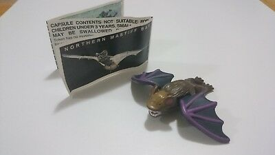 "Cadbury Yowies AU Series 1 RARE Proto ""Step Up"" Pins Northern Mastiff Bat"