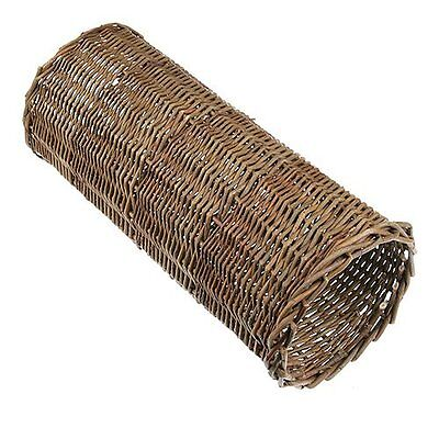 Happy Pet - Willow tube (Large). Rabbit, rat, guinea pig. Toy, tunnel, gnaw