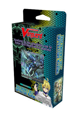 Cardfight!! Vanguard Trial Deck 07: Discendenti dell'Imperatore Marino mazzo