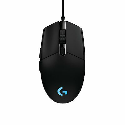 Logitech G203 Prodigy RGB Wired Gaming Mouse Black