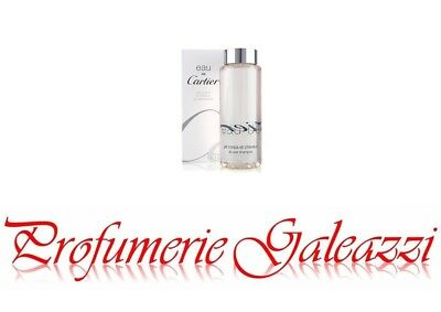 EAU DE CARTIER ALL OVER SHAMPOO - 200 ml